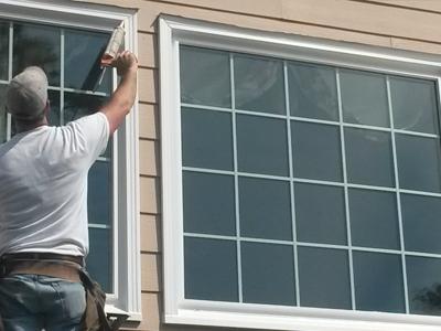 window cladding