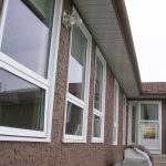 Calgary Window Capping and Stucco Siding
