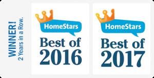 homestars best of 2016-2017